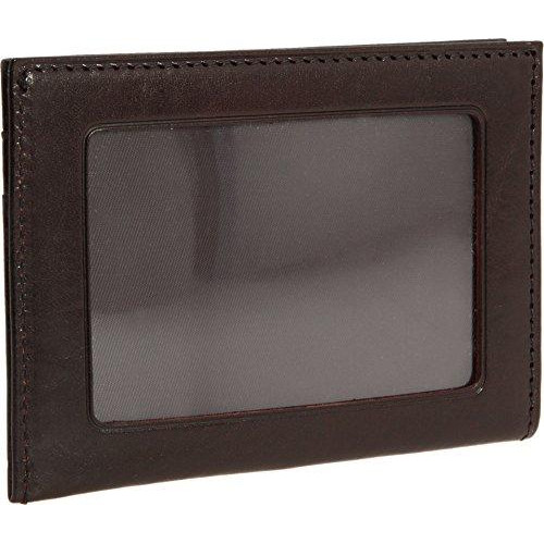 Bosca Men's Old Leather Collection - Weekend Wallet Dark Brown Leather Wallet