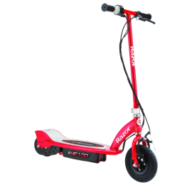 E100 Electric Scooter - Red