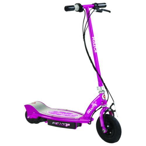 E100 Electric Scooter - Sweet Pea