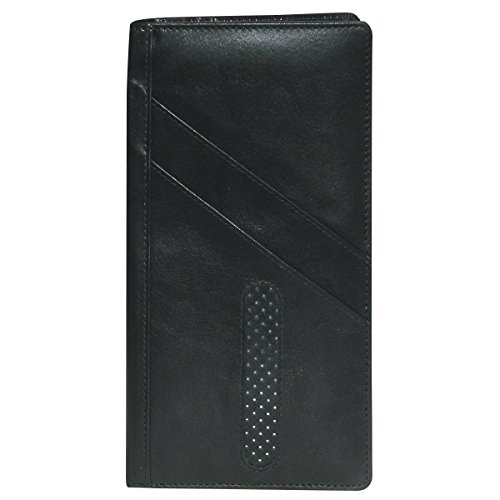 Dopp RFID Black Ops Passport Travel Wallet (Black)