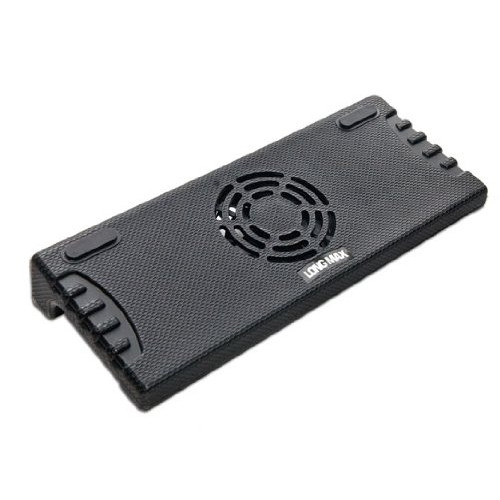 Syba SY-NBK68010 Notebook Cooling Stand with Fan for 9-Inch to 12-Inch Notebook