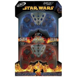 STAR WARS SITH VS. JEDI 2 PACK CONTROLLERS