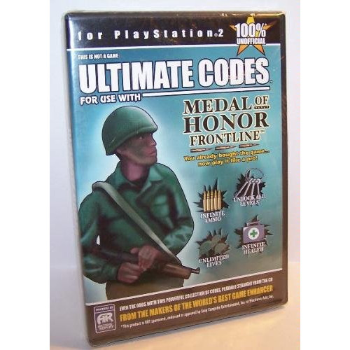Ultimate Codes- Medal of Honor