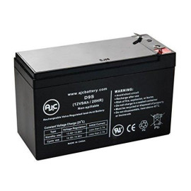Replacement Battery for CyberPower 1500 AVR 12V 9Ah