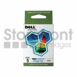 DELL 922 (C909T) 1-#5 SD PHOTO INK, 105 yield