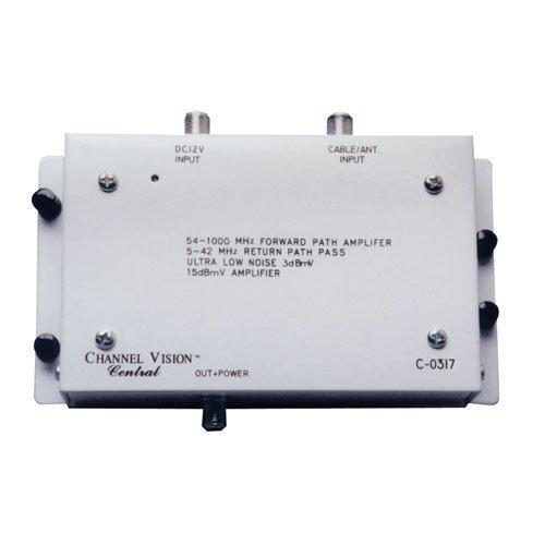 Channel Vision C-0317 Multimedia Cable Amplifier