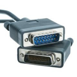 Cisco Compatible Serial Cable, Hd60 Male To Db15 Male, Equivalent To Cab-X21Mt-3-M, 10 Foot