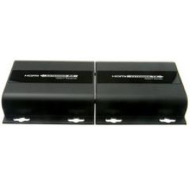 1080P Hdmi Extender Over Cat5E/6/Local Network With Ir Return, 120 Meter / 390 Foot Max Range