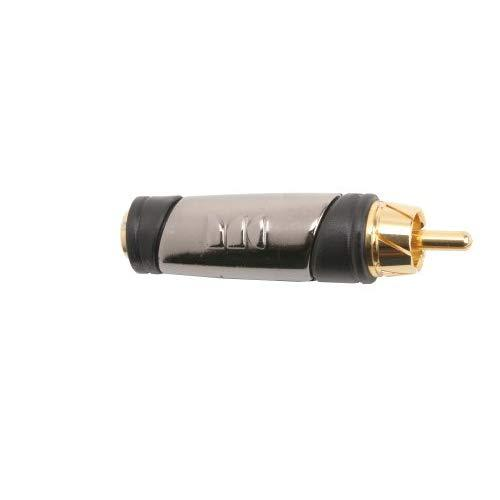 Monster Mcl Mrfmmini 1/8 Female Mono To Single Male Rca Cable Adapter