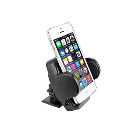 Cellet Universal Car Vent Or Dash Mount Phone Holder With Adjustable Grip For Apple Iphone 3G 3Gs 4S 4 Ipod Touch
