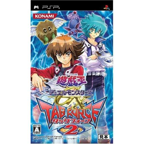 Yu-Gi-Oh! Duel Monsters Gx Tagforce 2 [Japan Import]