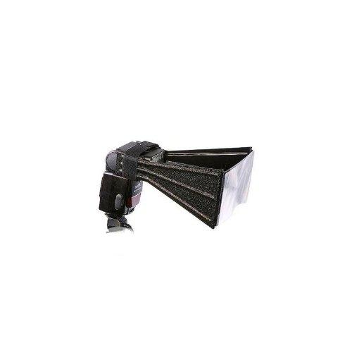 The Flash X-Tender (Better Beamer) Fx-4 Flash Output Booster For The Nikon Sb-600 And Sb-800 Flashes With Lenses 300Mm