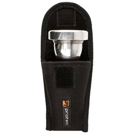 Protec Tuba Mouthpiece Padded Nylon Pouch With Secure Hook And Loop Closure, Model A205