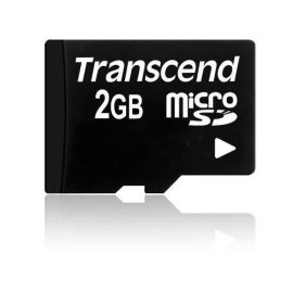 Transcend 2 Gb Microsd Flash Memory Card (Without Sd Adapter) Ts2Gusdc