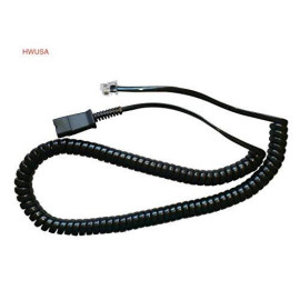Amplifier Replacement Cord For All Plt Qd Compatible Headsets