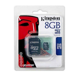 8Gb Microsd Memory For Htc Touch Smartphone