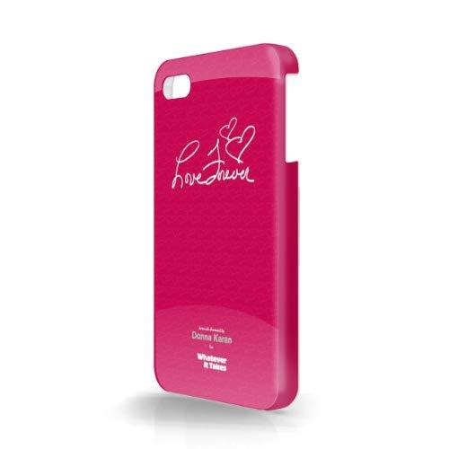 Whatever It Takes Wus-Ip5-Gdk03 Premium Gel Shell For Iphone 5, Donna Karan Red