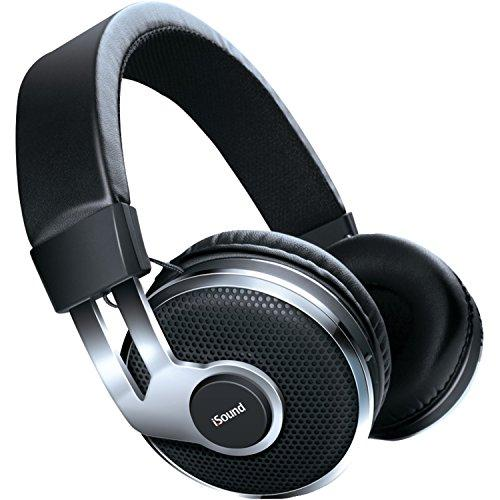 Isound Bt-2500 (Dghp-5602) Wireless Headphones With Mic & Music Controls