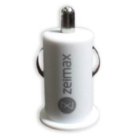 Boxgear 3 Usb Port Car Charger, 6.6 Amp Rapid Charger Tri-Port Usb Fast Charger, White/Silver