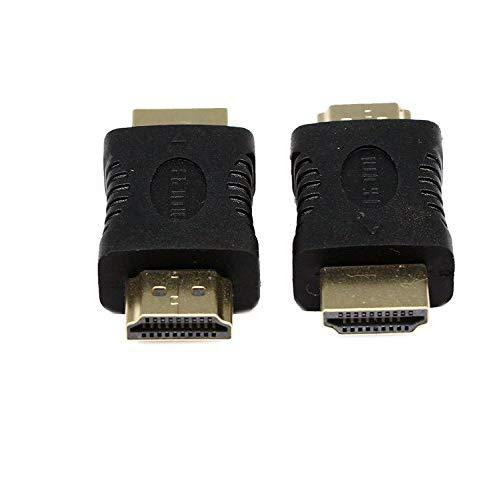 Hdmi Male To Male Adapter,Sinloon 19 Pin