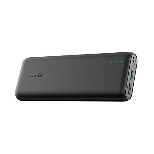 Anker Powercore Speed 20000, 20000Mah Qualcomm Quick Charge 3.0 &Amp; Poweriq Portable Charger, With Quick Charge Recharging, Power Bank For Samsung, Iphone, Ipad And More