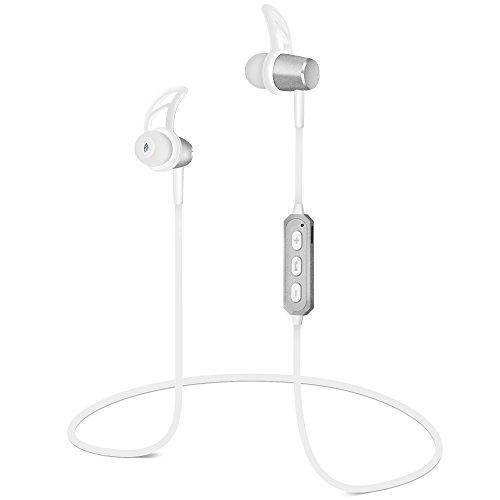 Hypergear Magbuds Wireless Stereo Sound Earphones. Sweatproof With Hands-Free Microphone & Maximum Noise Isolation For Any Bluetooth Enabled Device