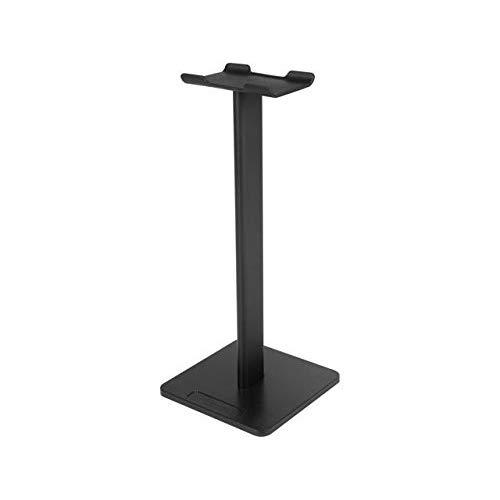 Rosewill Headphone Stand, Universal Aluminum Gaming Headphone Holder Bracket Headset Showing Display Stand Hanger All Headphone Size -Black (Rhs-001)