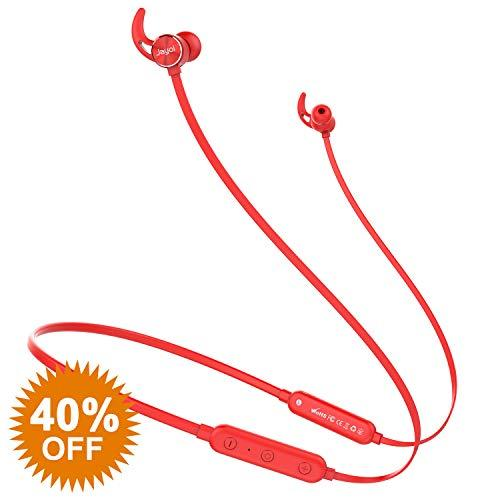 Wireless In-Ear Headphones, Bluetooth Headphones, Neckband Sports Bluetooth Headsets Lightweight Magnetic Earbuds For Running Workout Gym(Bluetooth 4.1, 10 Hour Battery, Noise Cancelling,Sweatproof)