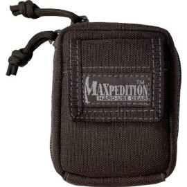 Maxpedition Barnacle Compact Utility Pouch (Black)