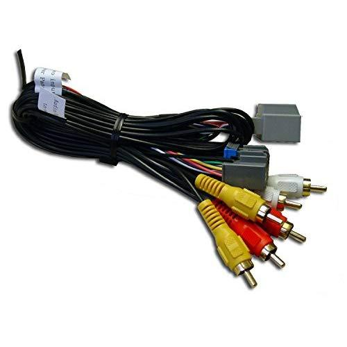 PAC GMRVD Overhead LCD Retention Cable for General Motors Vehicles With Rear Seat Entertainment