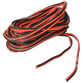 RoadPro - 25' Hardwire Replacement 2 Wire 22-Gauge Parallel Wire