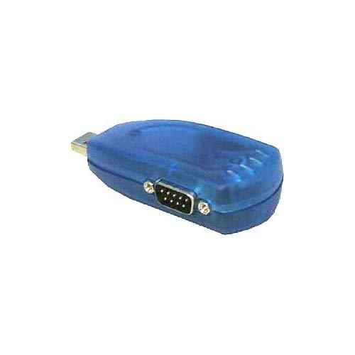 Usb To Db9 Serial Plug-In Adapter, 2-Port