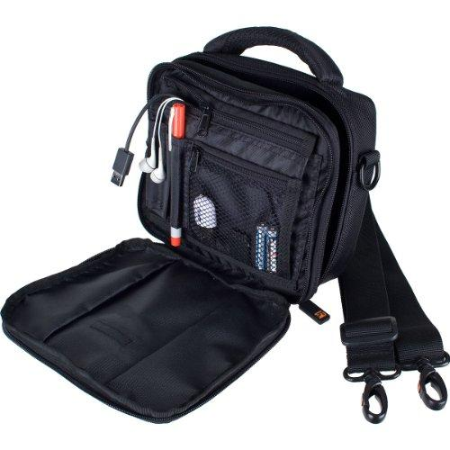 Protec Portable Audio Recorder Case With Adjustable Walls And Rain Jacket