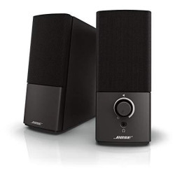 Bose Companion 2 Series III Multimedia Speakers - for PC (with 3.5mm AUX ; PC input)