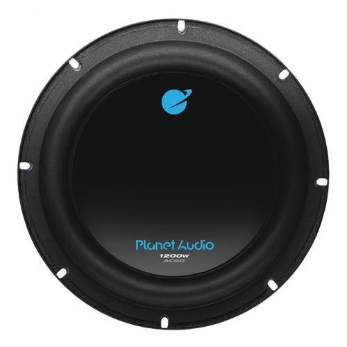 "Planet Audio AC8D Planet 8"" DVC Woofer, 1200W MAX, 4 Ohm"