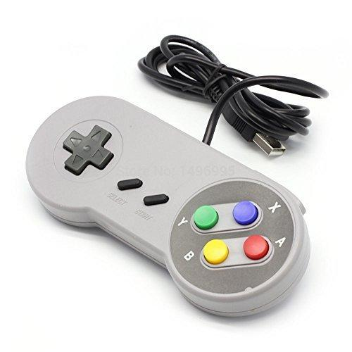 Snes Super Nintendo Style Usb Controller By Mars Devices