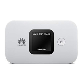 Huawei E5577Cs-321 4G LTE Mobile WiFi Hotspot (4G LTE in Europe, Asia, Middle East, Africa & 3G globally) Unlocked/OEM/ORIGINAL from Huawei WITHOUT CARRIER LOGO (White)