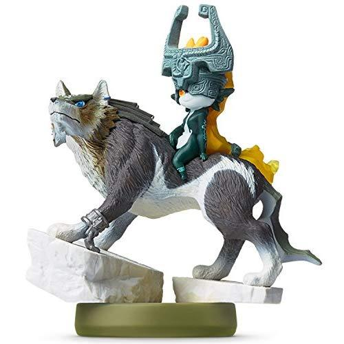 Wolf Link Amiibo Jp Model (The Legend Of Zelda Series)