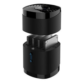 """Sabrent USB 3.0 4 Bay 2.5"""" Hard Drive/SSD Docking Station with Fan (DS-4SSD)"""