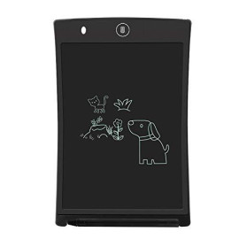 """Sunany LCD Writing Tablet,Electronic Writing ;Drawing Board Doodle Board, 8.5"""" Handwriting Paper Drawing Tablet Gift for Kids and Adults at Home,School and Office (Black)"""