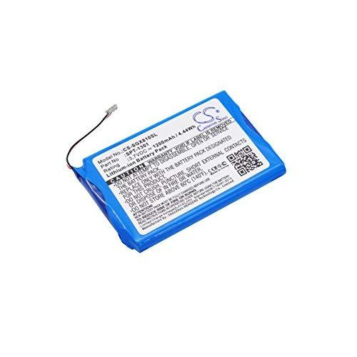 Replacement Battery For Skygolf Skycaddie Touch X8F-Sctouch Part No Skygolf Spt-1301