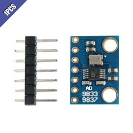 Ximimark Ad9833 Sine Square Wave Dds Signal Generator Programmable Microprocessors Serial Interface Module 1Pcs