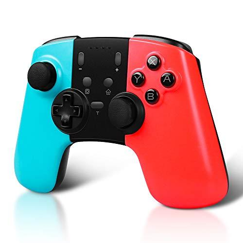 Wireless Pro Controller For Nintendo Switch, Stoga Remote Gamepad Compatible With Nintendo Switch Pro Game Controller For Windows Pc
