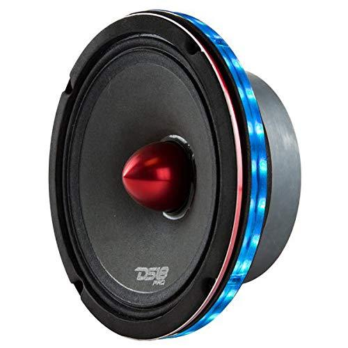 DS18 LRING15 LED RGB Speaker Ring Waterproof 15-Inch - Millions of Colors to Choose from When Install with an RGB Module or One Color When Install Without The RGB Module