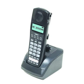 Dect Cordless Phone Black