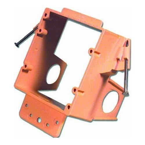 2 Gang Low Voltage Bracket