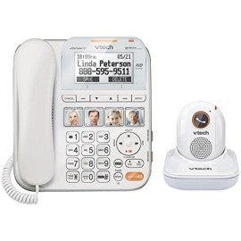 Careline Corded Phone With Pendant