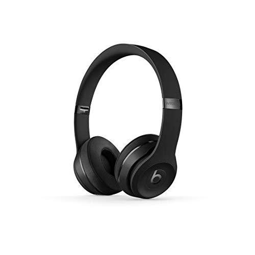 On Ear Headphones Black