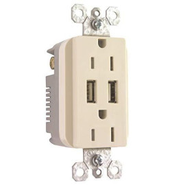 Usb Chargers With  Ac Outlet La