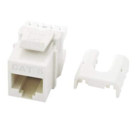 Cat6 Connector White